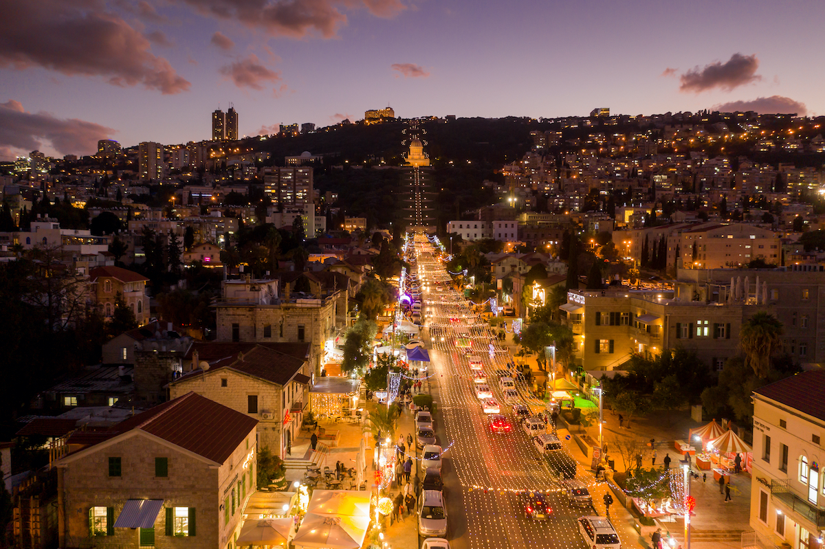 Highlights Of Haifa Walking Tour - 1 Day Private Tour