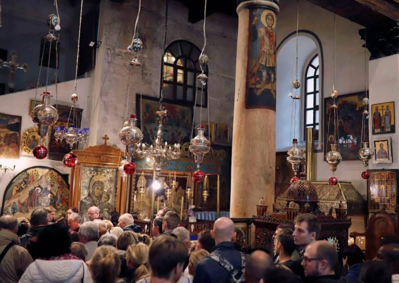 Christmas In Bethlehem And Jerusalem 2 Day Tour2