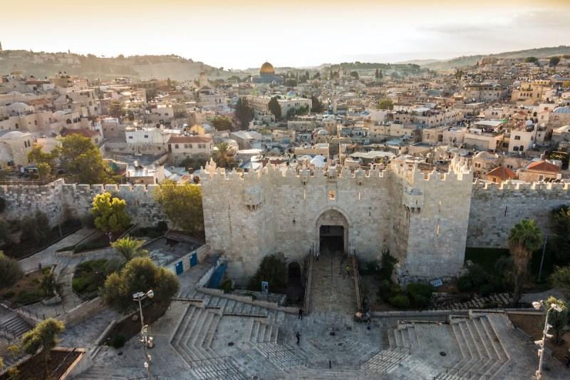 Jerusalem And Bethlehem Tour From Aqaba - 1 Day1
