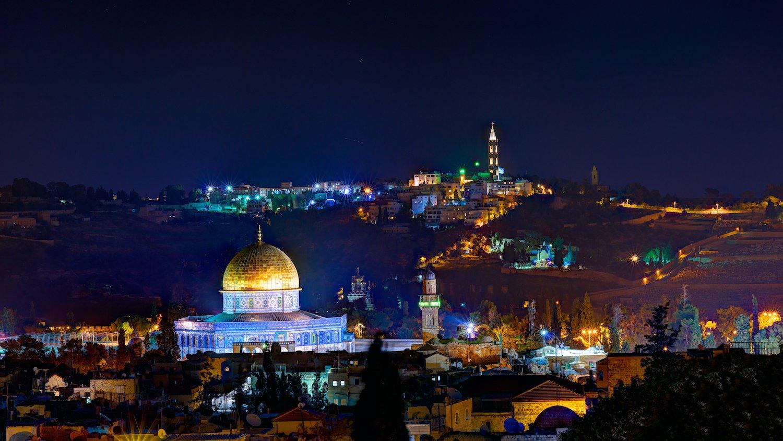 Jerusalem Hanukkah 5