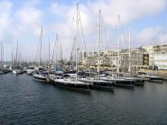 Herzliya Marina by Flickr user RonAlmog