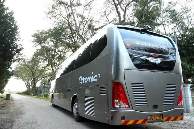 Bus And Minibus Transportation Rental In Israel