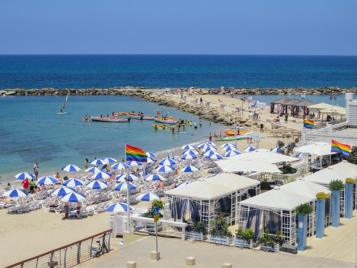 Tel Aviv Pride Week Touring Package 8 Days 4