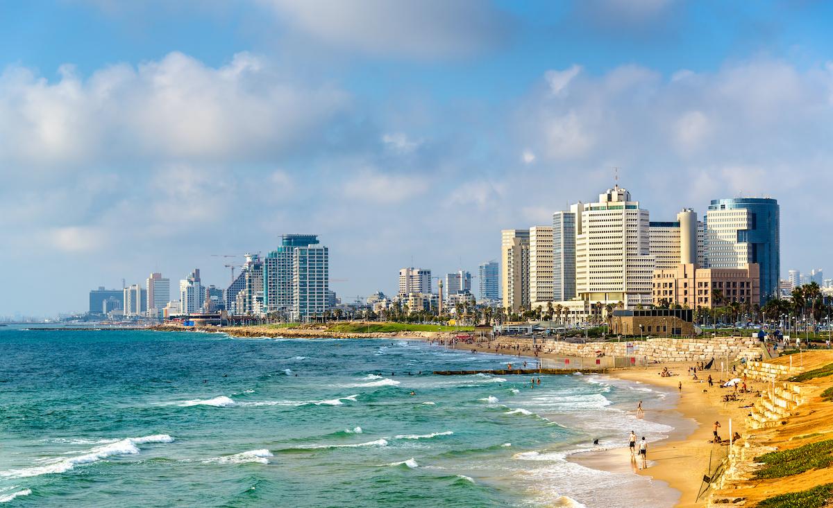 Tel Aviv Pride Week Touring Package - 8 Days8