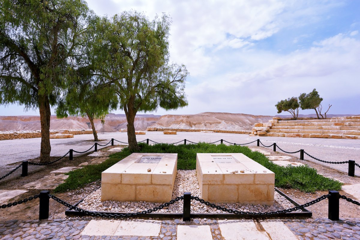 Family Adventure Day In The Negev - 1 Day Recommended Itinerary