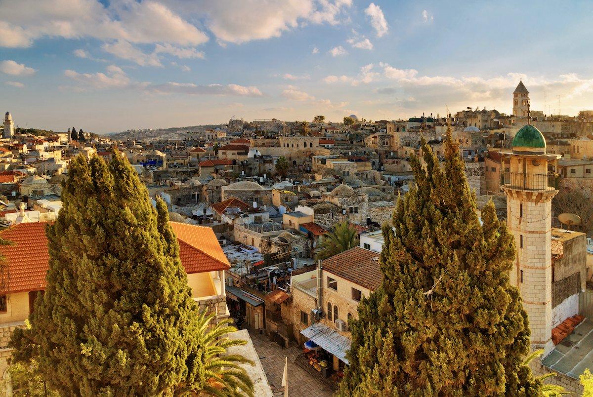 Jerusalem To Bethlehem Shuttle Private Transfer2