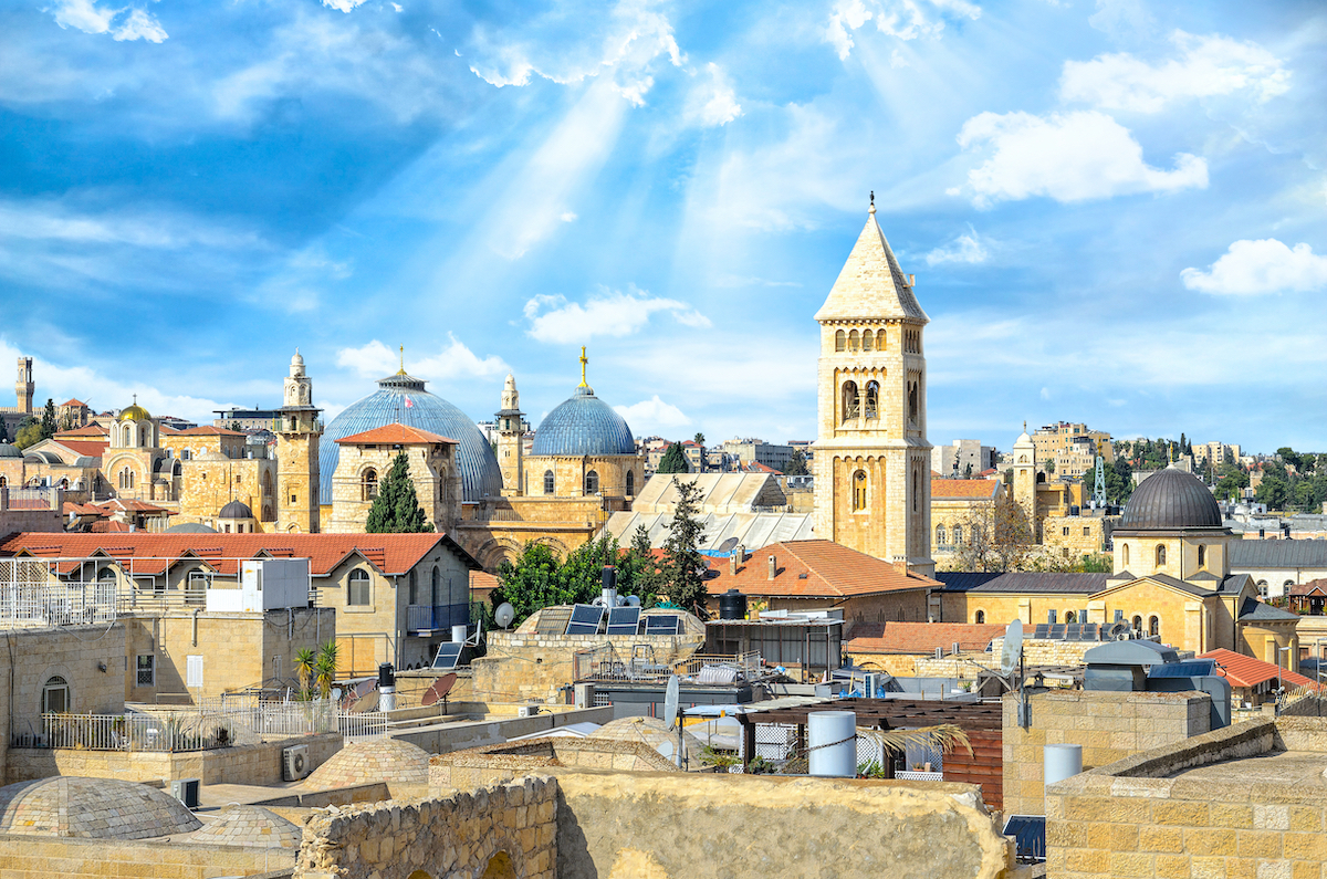 10 Day Classical Israel Tour Package4