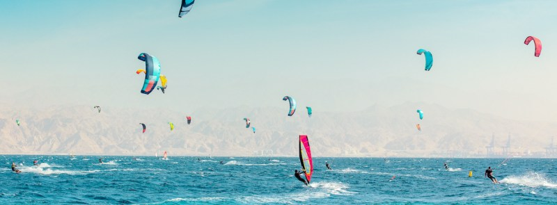 Full Day Private Kitesurfing Course In Israel1