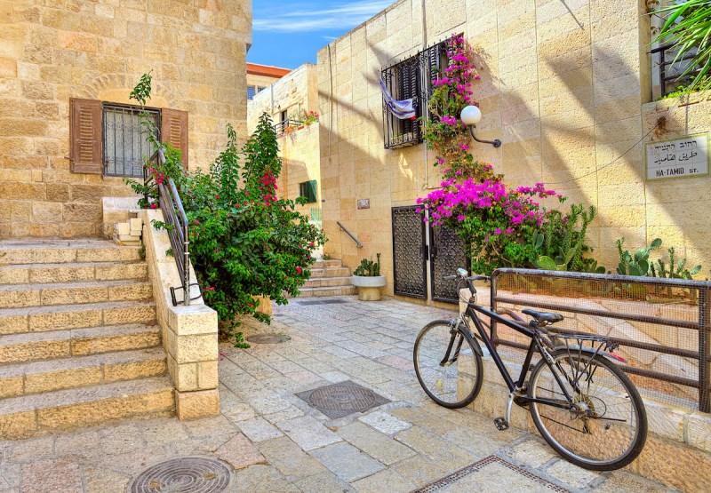 Jerusalem Bike Tour