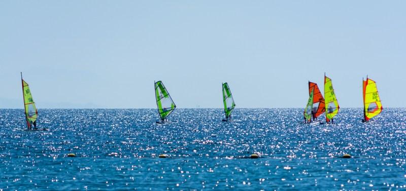 Windsurfing In Israel2