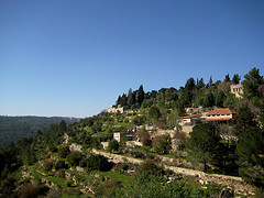 Beautiful Ein Kerem Via Jamie Lynn Ross, On Flickr