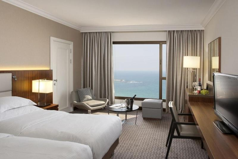 Best Luxury Beach Front Hotels In Tel Aviv - David Intercontinental