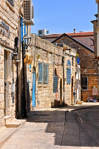 The Narrow Alleyways Of Safed By Adam Reeder, Via Flickr