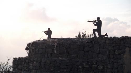 Mount Bental - Mountain-top bunker