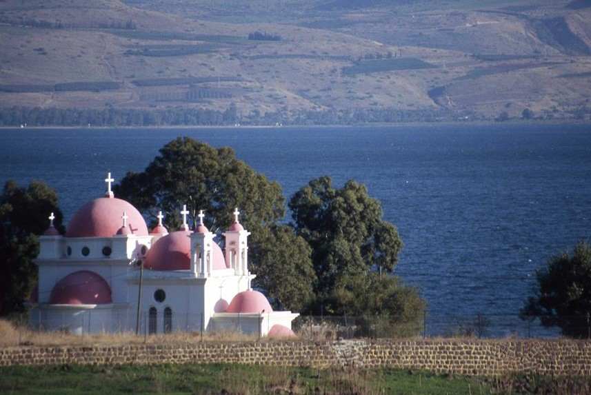 Capernaum - the end of the Jesus Trail