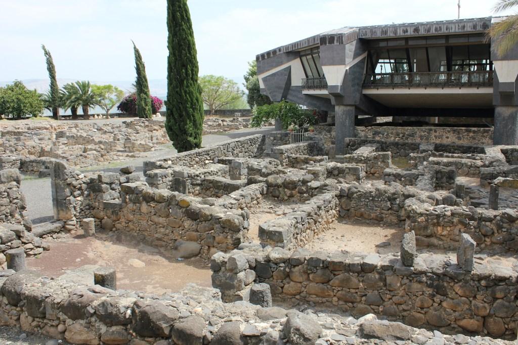 Capernaum House of Peter