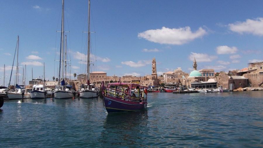 Akko Boat Rides - The Marina in Akko