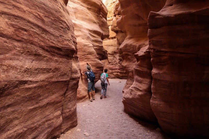 Red Canyon, Desert Agriculture, And Kibbutz Life Tour - 1 Day From Eilat4