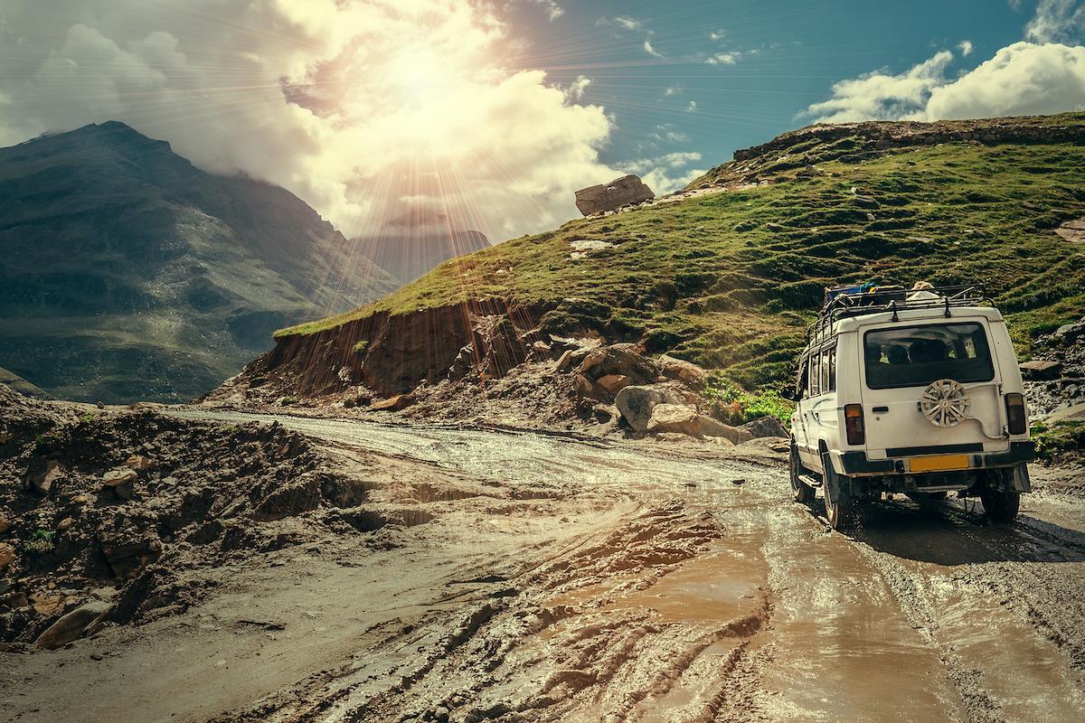 Golan Jeep