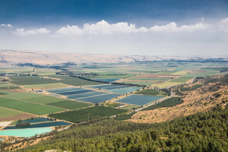 Hot Air Balloon Flight In Northern Israel2