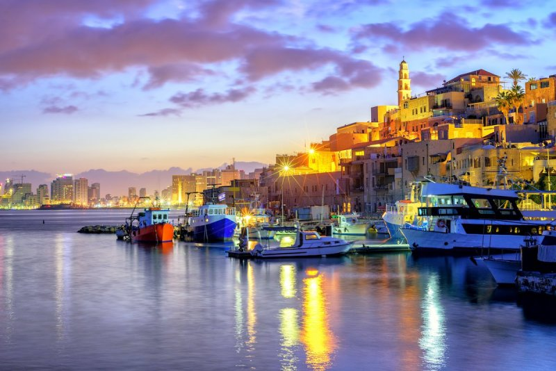 Old Jaffa Night Tour