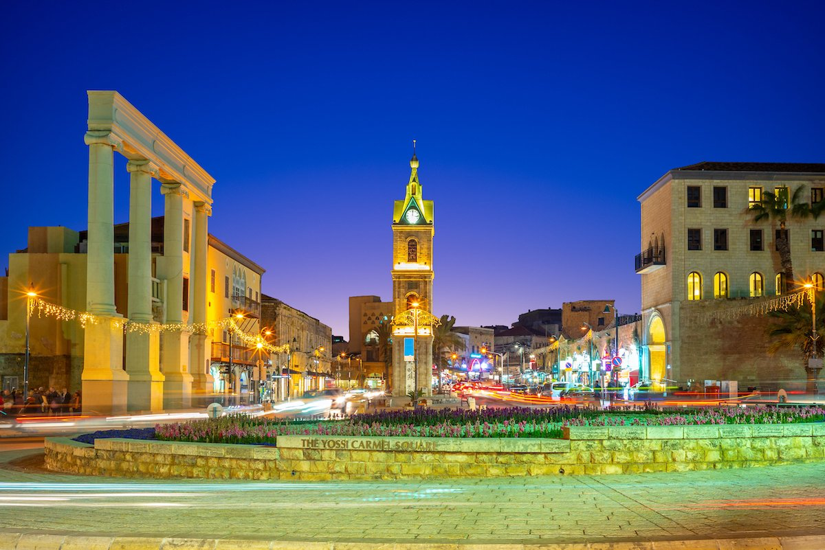 Old Jaffa Night Tour 2