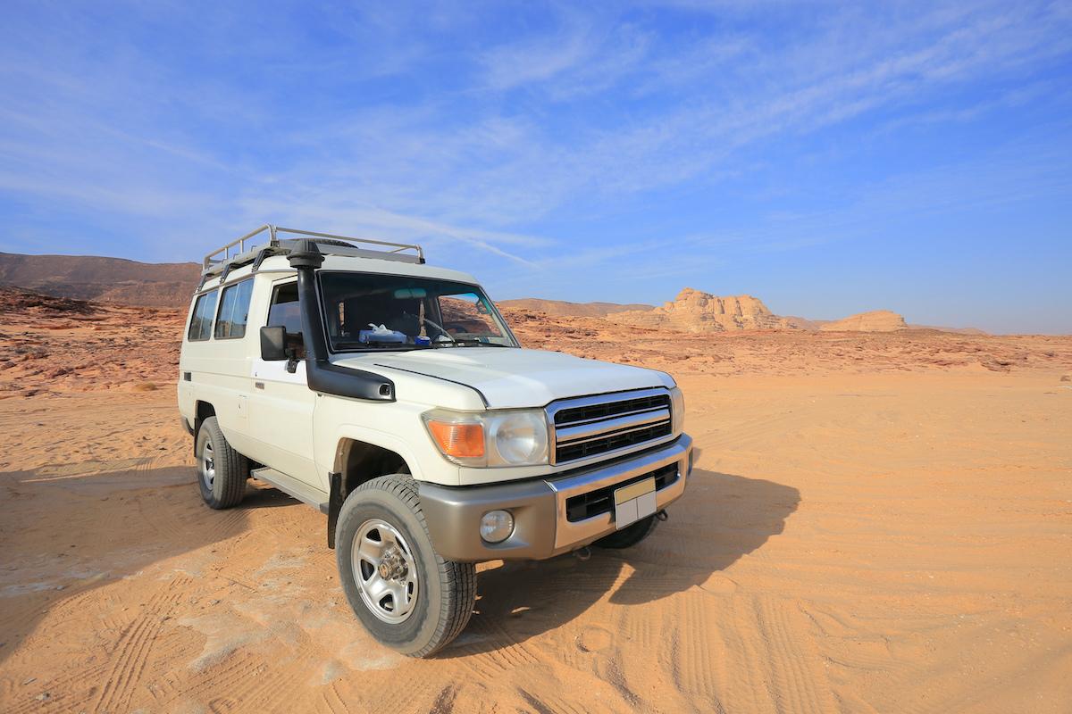 Negev Desert Jeep Tours & Safaris2