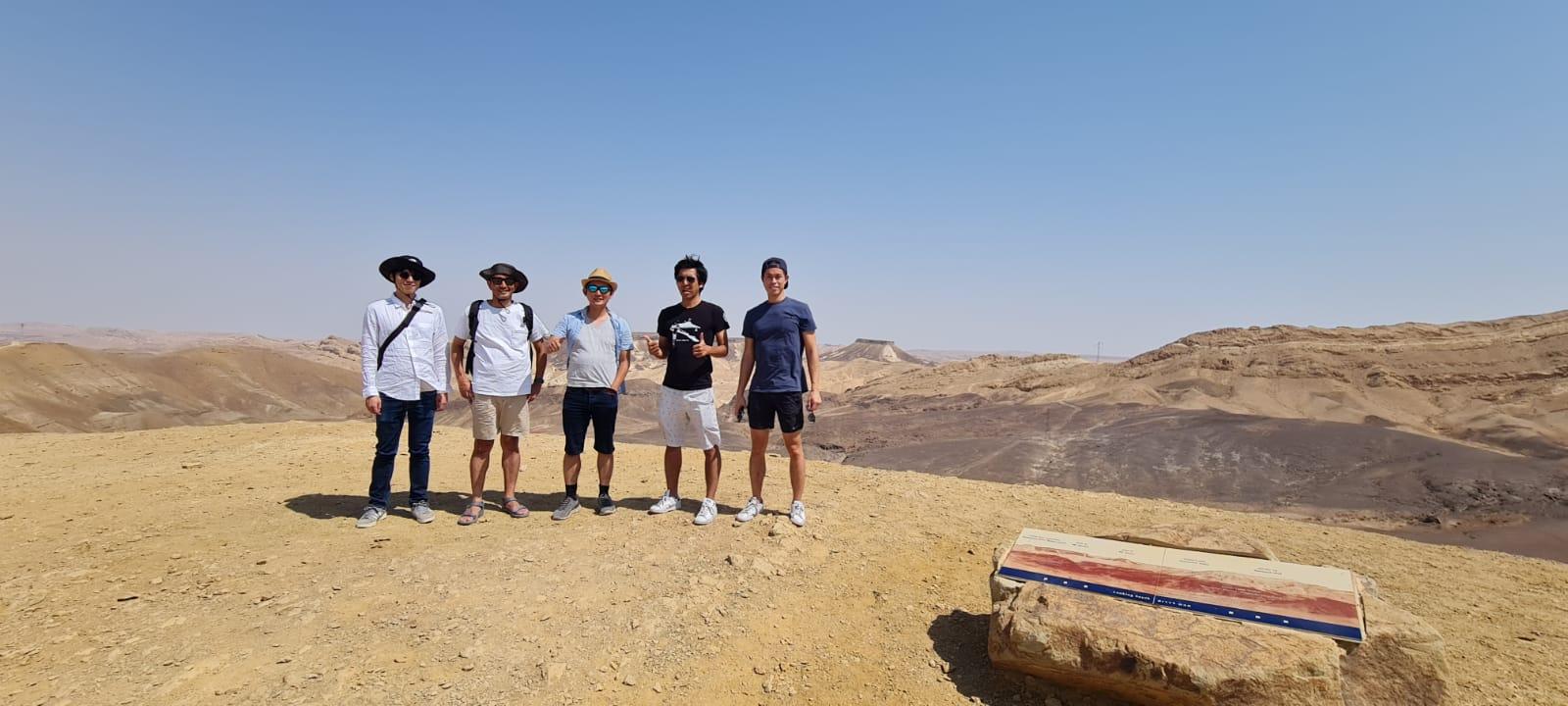 Negev Desert Jeep Tours & Safaris_1