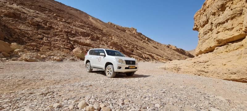 Negev Desert Jeep Tours & Safaris_3