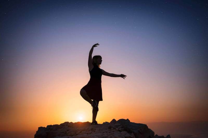 Masada Sunrise Yoga, Ein Gedi Oasis, And Dead Sea Wellness Experience Tour3