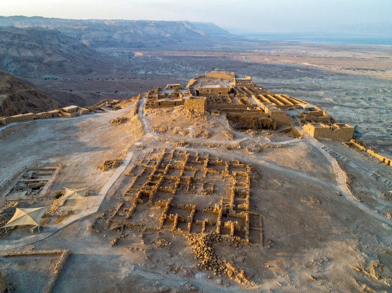 Masada And Dead Sea Tour 8