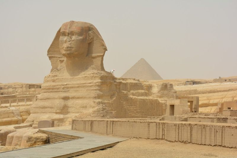 Cairo Tour From Eilat Or Tel Aviv - 1 Day