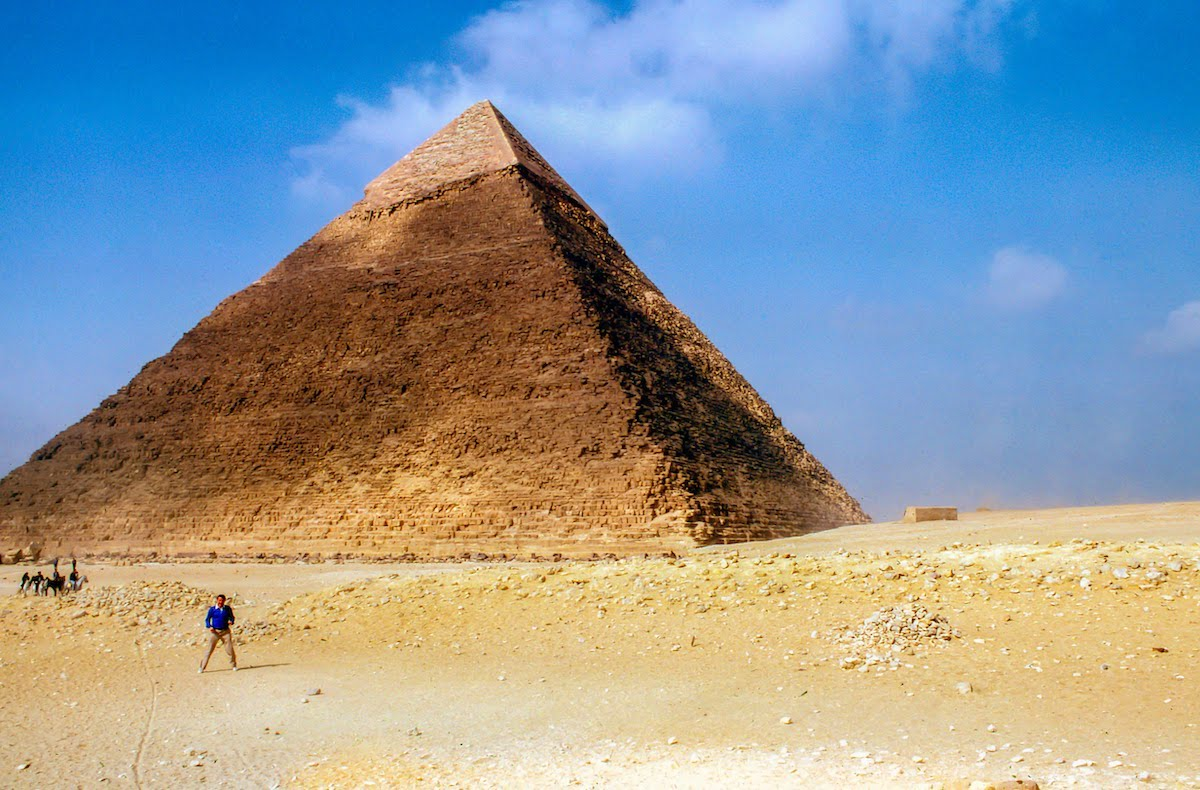 Cairo And St Catherine Mount Sinai Tour From Eilat Or Tel Aviv - 3 Days