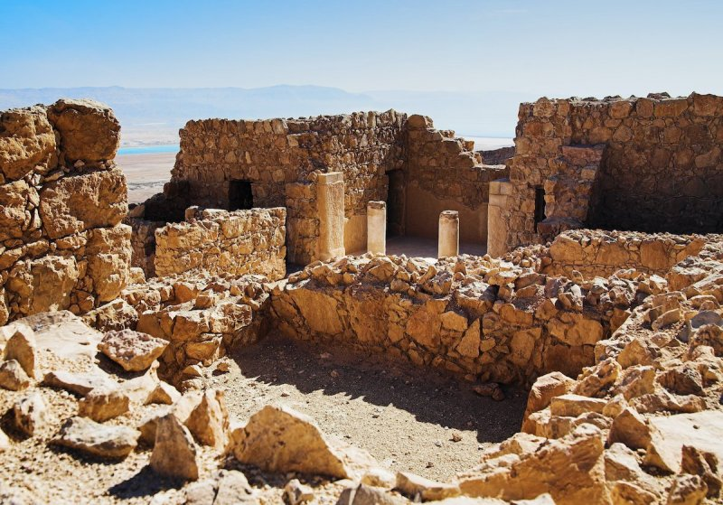 Masada, Ein Gedi, And Dead Sea Tour From Eilat - 1 Day Private Tour 2