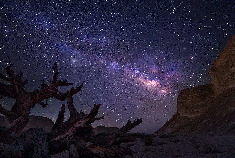 Negev Night Sky Tour 4