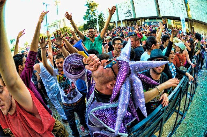 Purim In Tel Aviv