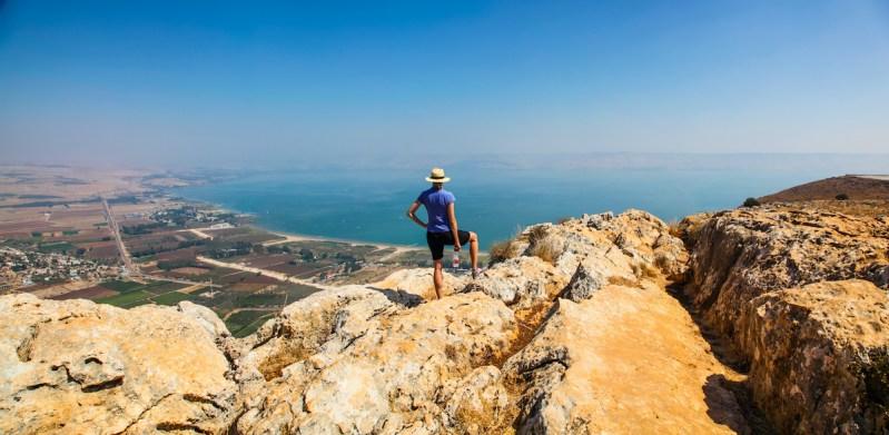 4 Day Northern Israel Tour. Nazareth, Golan, Caesarea, Haifa, Akko, And More10