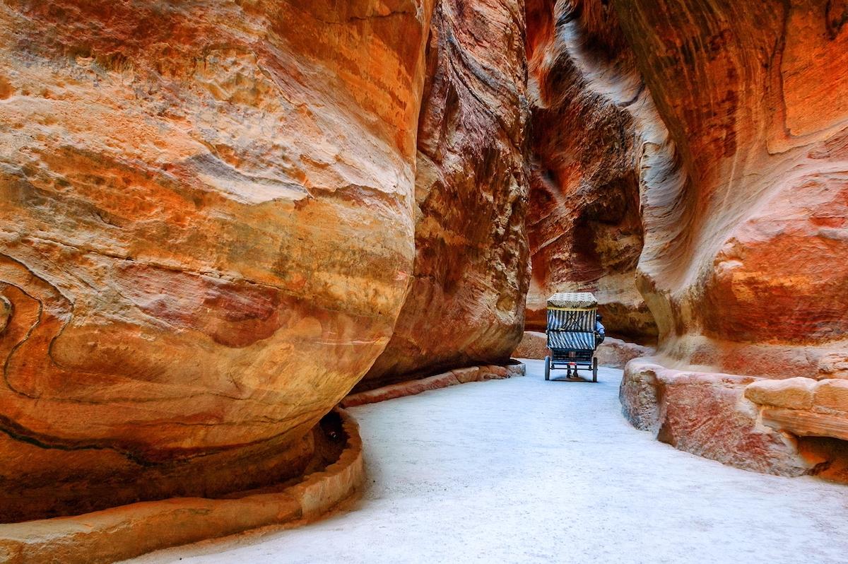 Petra & Highlights Of Jordan 2 Day Tour From Jerusalem And Tel Aviv