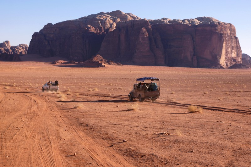 Petra & Wadi Rum 2 Day Tour From Eilat 1