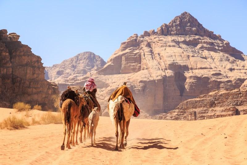 Petra & Wadi Rum 2 Day Tour From Jerusalem8