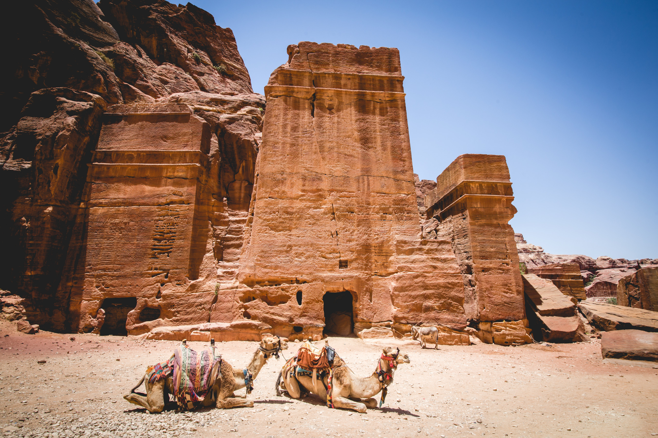 Petra And Wadi Rum 3 Day Tour From Eilat 6