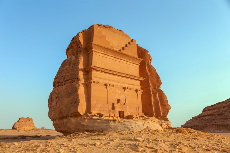 Saudi Arabia And Madain Saleh 4 Day Tour From Tel Aviv & Jerusalem