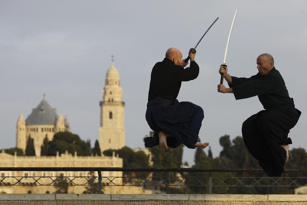 samurai fighters