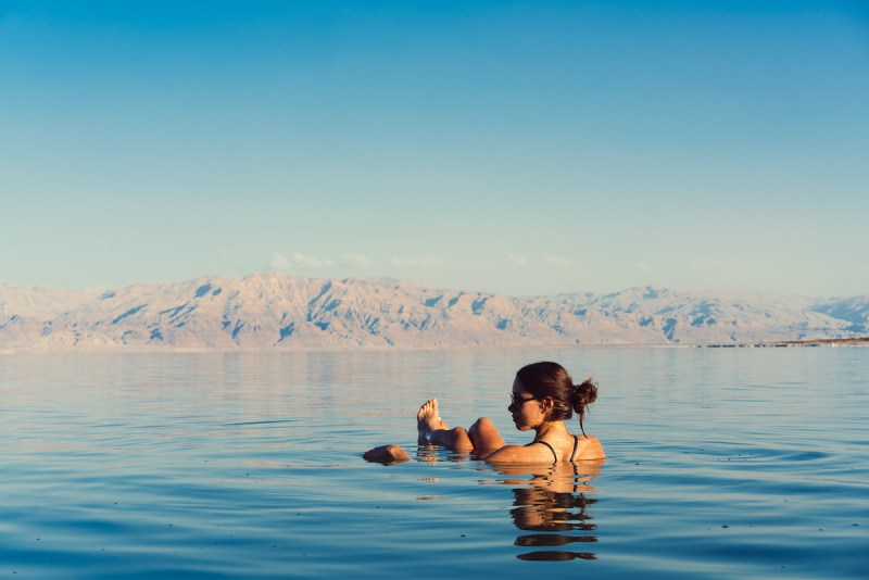 Dead Sea Shuttle From Eilat With Spa
