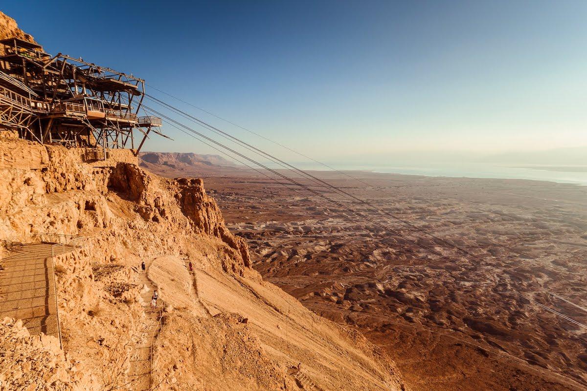 Private Masada, Ein Gedi And Dead Sea Tour 11