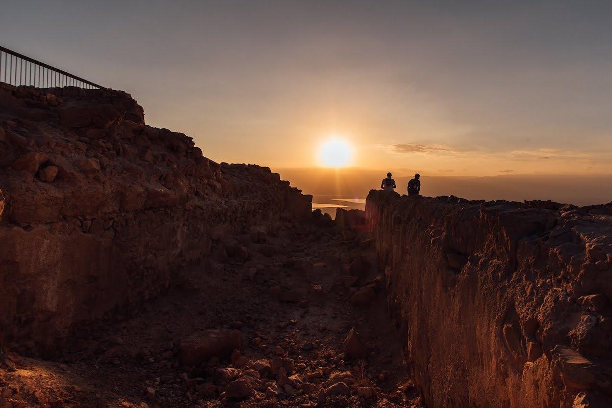 Private Masada, Ein Gedi And Dead Sea Tour 12