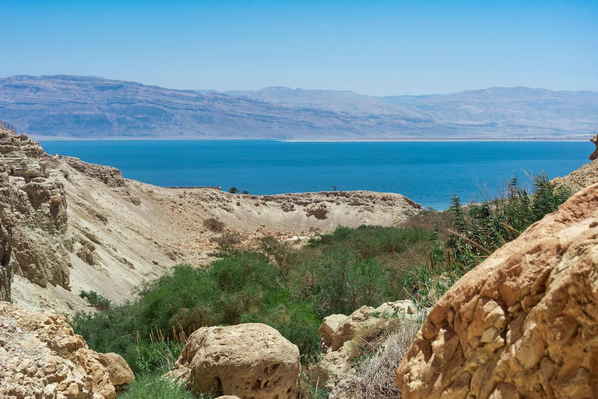 Private Masada, Ein Gedi And Dead Sea Tour 14