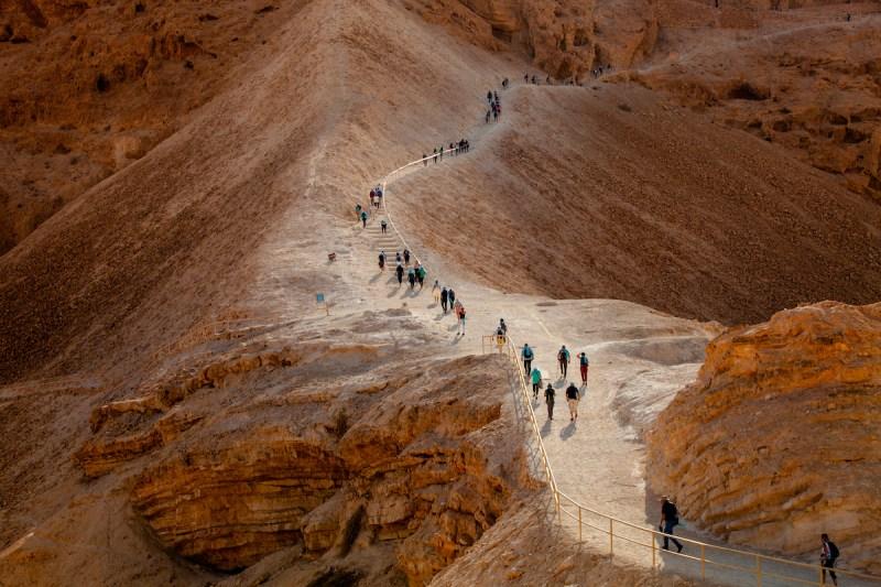 Private Masada, Ein Gedi And Dead Sea Tour 8