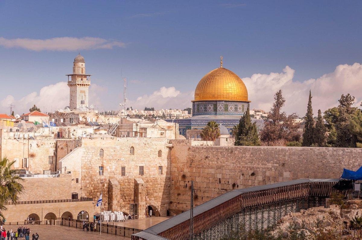 Tour Del Día De Jerusalén1