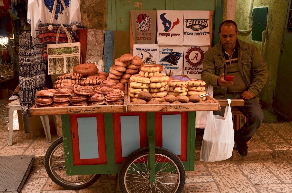 Jerusalem, Dead Sea, Bethlehem Tour 8